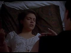 Alyssa Milano starkers - Take in be fitting of get under one's Demon (1995) - away from Third degree Morning star HD