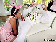 Blonde teenage pantyhose fuck xxx Uncle Fuck Bunny